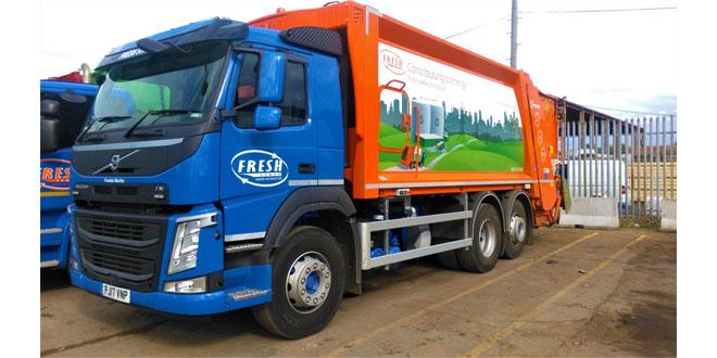 Fresh Start Waste Services achieves landmark in company history