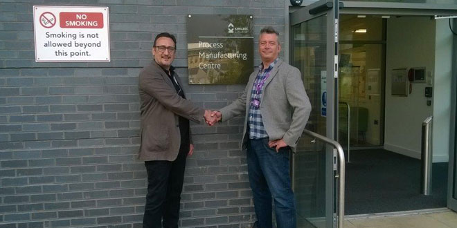 Supply Chain Apprenticeship first in England