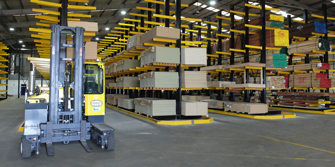 Arnold Laver unveils state of the art North London Depot