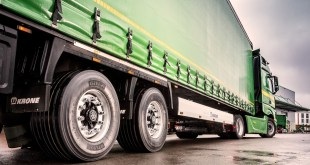 Giti Tire launches key trailer size for growing volume transport segment