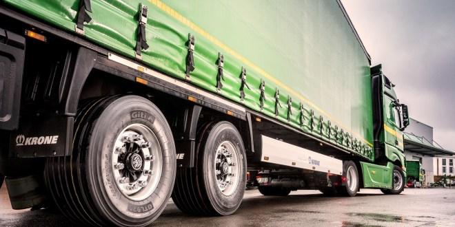 Giti Tire launches key trailer size for growing volume transport segment