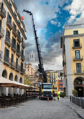 Hiab receives loader crane orders from customers in UK 1