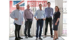 Maxoptra shortlisted for British Small Business Award