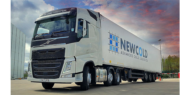 NewCold expansion meets high demand while keeping energy output low