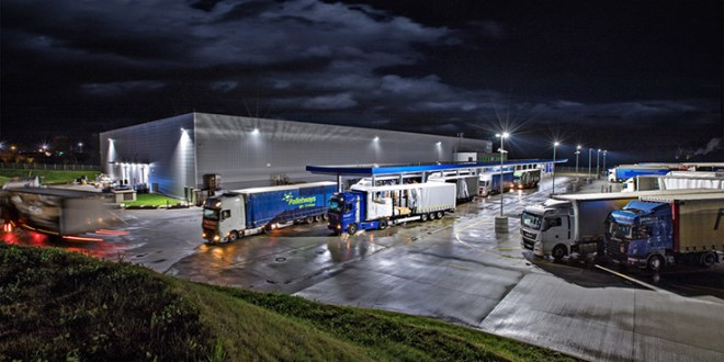 Palletways invests in second German hub