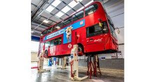 Previous success ensuresAbellio London specifiesStertil Koni