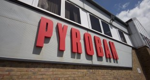 Pyroban invests in 2 year EN1755 change programme