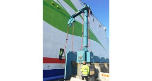 Stena Line and the Port of Trelleborg inaugurate onshore power supply