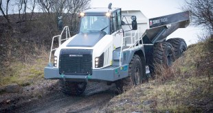 Terex Trucks haulage heritage heads to the International Mining Convention