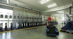 Advanced battery and charging technologies from EnerSys