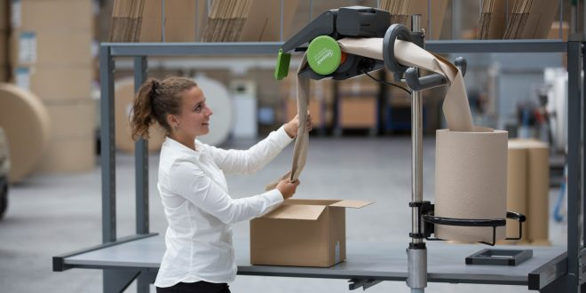 Easypack patented new void fill system gets green light