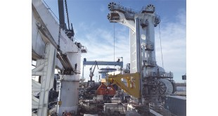 KABELSCHLEPP Metool designs complete solution for a heavy duty crane system