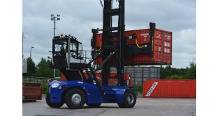 Second SANY container handler for Maritime