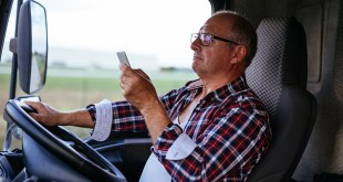 Training needed to STOP LGV Drivers using phones while driving sya RTITB