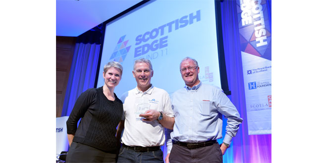 BUBL Bag Wins with eCommerce Packaging at the Scottish Edge Awards
