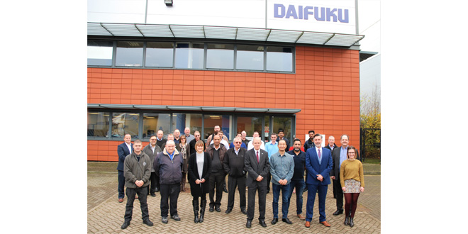 Daifuku celebrates its 80th anniversary