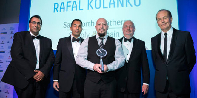 Microlise Nominations Open for UK's Biggest Truck Driver Awards
