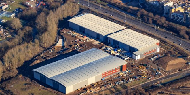 Peel Logistics Property ANNOUNCES FURTHER LETTING AT ISLAND ROAD READING