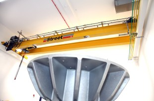 Street Crane new installs at world-leading space facility