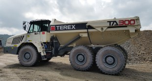 Terex Trucks TA300 articulated dump truck