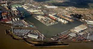 Aerial of Port of Tilbury Tilbury2.jpg