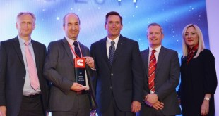 Briggs Equipment 20 year relationship with Cummins culminates in supplier innovation award
