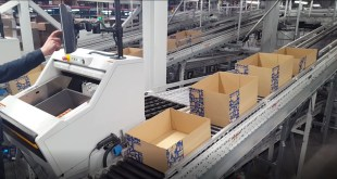 DEMATIC ANNOUNCES NEW SOLUTION FOR MATERIAL HANDLING PRODUCTIVITY