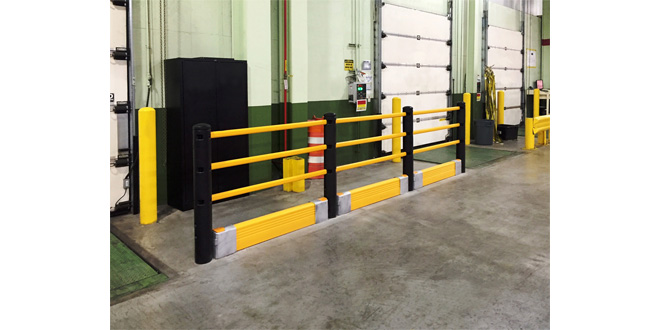 How McCue Safety Barriers Can Make Your Facility