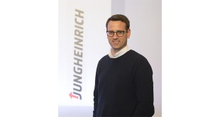 Jungheinrich UK welcomes new Managing Director