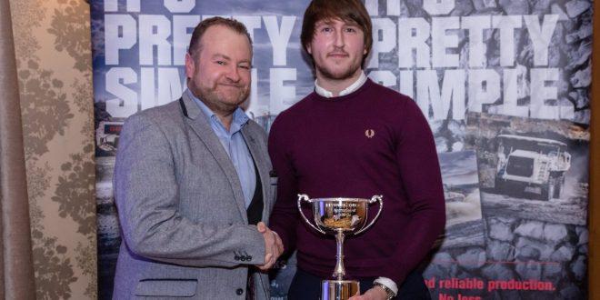 TEREX TRUCKS REVEALS WINNER OF APPRENTICE OF THE YEAR AWARD