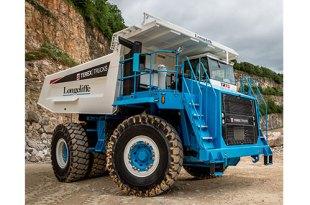 Terex Trucks robust machines make the grade in Matlock