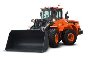 Doosan To Launch New DL280-5 Wheel Loader at Intermat