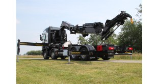 Hiab invests for a new installation centre in Meppel the Netherlands