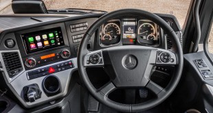 Mercedes-Benz launches UK limited edition Actros1the ultimate driver truck