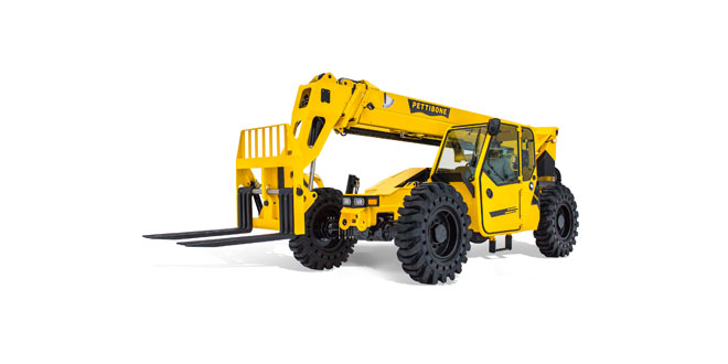 Pettibone Launches Traverse T944X Telehandler