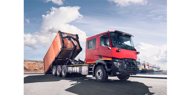 Hiab launches the MULTILIFT COMMANDER