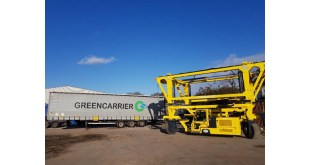 Investing in new equipment to handle larger freight volumes and heavier cargo