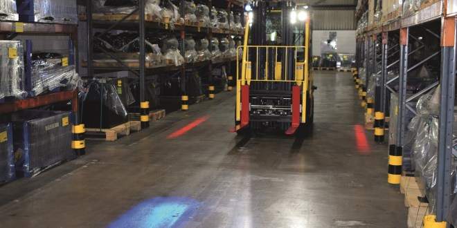 LIFT TRUCK AWARENESS HELPS REDUCE COSTS & MAINTENANCE
