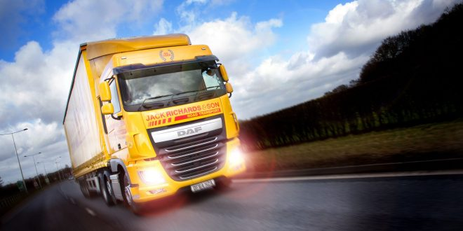 New Approach to Driver CPC Training Boosts Compliance for Jack Richards & Son