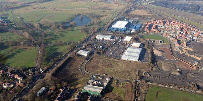 Speculative development announced for industrial Estate in West Yorkshire
