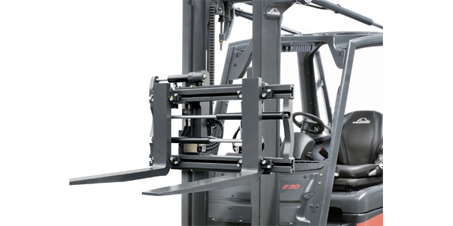 Linde Material Handling launches new product to improve operator visibility