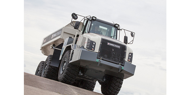Terex Trucks to showcase latest innovations and company heritage at Hillhead