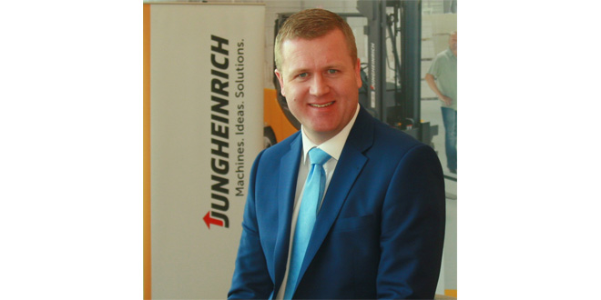 The Connected Engineer by Steve Shakespeare Director Customer Service Jungheinrich UK