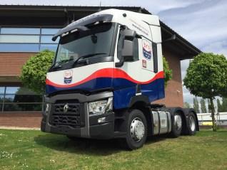 BRS 70th anniversary truck