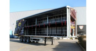 GREGORY DISTRIBUTION DOUBLES UP WITH 2 IN 1 TRAILER FROM TIGER TRAILERS