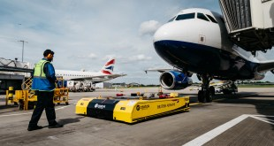 Hoppecke helps British Airways to boost efficiency and reduce emissions