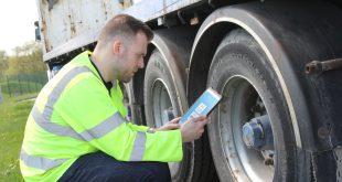 Kinesis Vehicle Inspection App Keeps Fleets on the Road