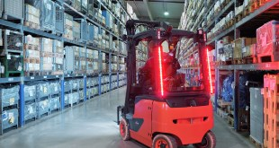 Linde Material Handling launches new lighting products