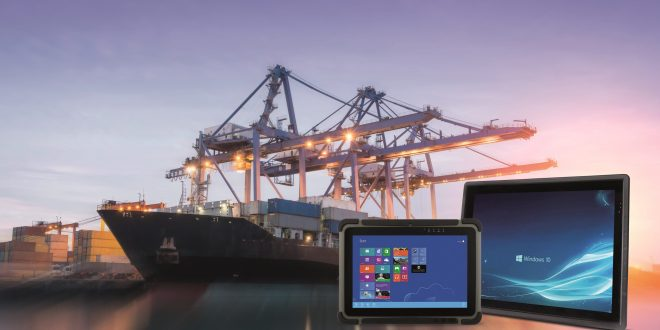 TOC Europe JLT Mobile Computers Presents New Rugged Tablet and IT