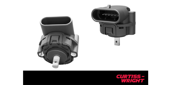CURTISS-WRIGHT LAUNCHES NEW ROTARY POSITION SENSOR